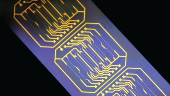 Silicon nitride photonic chip